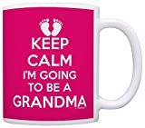 Grandma-to-be will love sipping her morning coffee from this adorable mug.