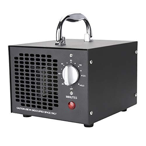 YQYW Generatore di ozono 5.000 MG/h purificatore d'Aria con ozono Timer 65W ozonizzatore Dispositivo ozono per Room Room Animali Domestici Fumo