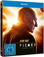 Star Trek Picard - Staffel 1 - Limited Steelbook (exklusiv bei Amazon.de) [Blu-ray]