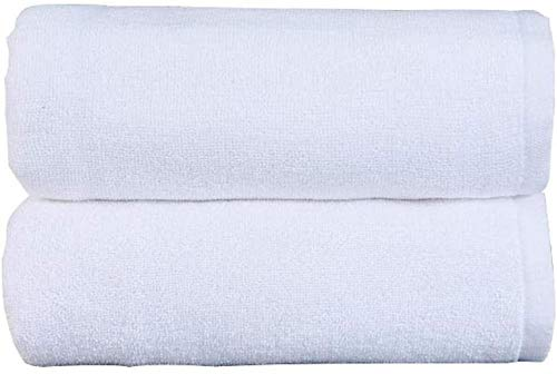 Conjunto De Toallas De Toalla De Baño Cotton White Hotel Hotel Bath Towel Face Towel Plus Hotel Bath Withel White 21 Acciones 100 * 200 Cm ShanDD ( Color : White , Size : 21 strands 80*180cm (800g) )