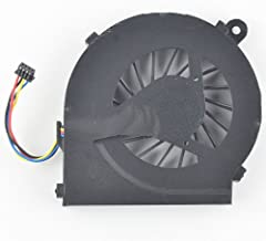 Eathtek Replacement CPU Cooling Fan for Hp Pavilion G7 G6 G4 Series, Compatible Part Number Mf75120v1-c050-s9a (Notes:There is Two Types Fan for This Laptop, Ours is 4 Pin 4-Wire. Not 3 Wire!!)