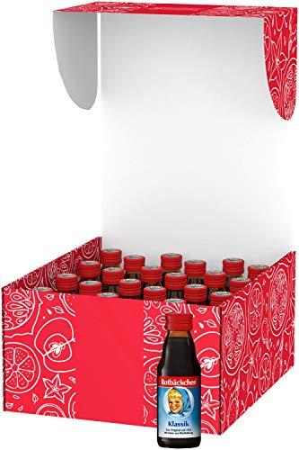 Rotbäckchen Das Original Mini, 24er Pack (24 x 125 ml)