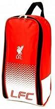 Liverpool FC Official Crest Zipped Shoe Bag