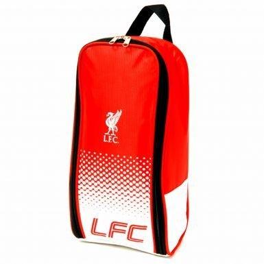 Offizielle Liverpool Fußball-Schuhtasche mit Reißverschluss