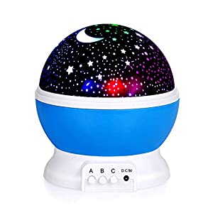 Qualimate Sky Night Lamp Star Light for Bedroom Star Projector Night Lights Color Changing LED for Kids Girls Baby Room… 8 41rw5g+dQrL. SS300