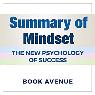 Summary of Mindset: The New Psychology of Success cover art
