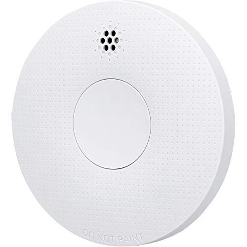 UNITEC Rauchwarnmelder mit Funkfunktion | 85 db | bis zu 40 Melder miteinander verbinden | Q-Label | 10 Jahre Betriebszeit | DIN EN 14604