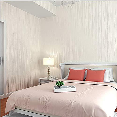 Papel pintado autoadhesivo, parte trasera adhesiva, rollo de plástico para pegar y madera en la pared de la puerta de los muebles de la encimera, de la cubierta de la pegatina de papel DIY3d, blanco
