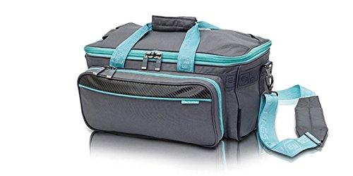 Elite Bags, GP's, Bolsa sanitaria ligera, Mochila sanitaria, Resistente, Gris-verde