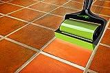 Rollie Genie Mediano Rodillo Adjesivo Lavable y Reutilizable, Verde