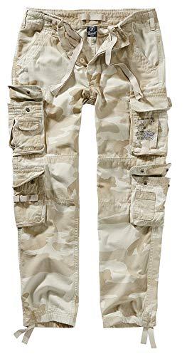 Brandit Pure Slim Fit Trouser - Sandstorm - L