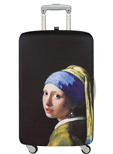 LOQI『スーツケースカバー ミュージアムコレクション』