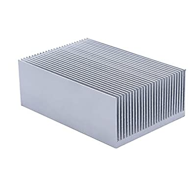 Heatsink 69mm x 36mm High Power Cooling Cooler for IC Module, Computer, Led Amplifier Transistor Semiconductor Devices