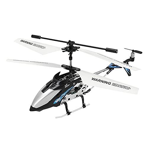 YUMOYA Helicópteros RC helicóptero de control remoto con retención de altitud, helicóptero RC para adultos y niños Avión eléctrico juguete Hobby RC Aviones Gran pequeño avión para su primer avión RC