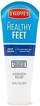 3-Count O'Keeffe's Healthy Feet Foot Cream