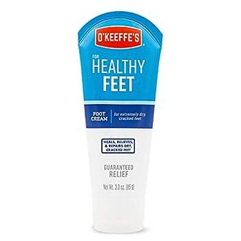 O Keeffe s Healthy Feet Foot Cream 3 ounce Tube