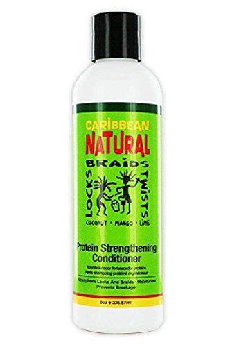 Price comparison product image Caribbean Natural Protein Strengthening Conditioner