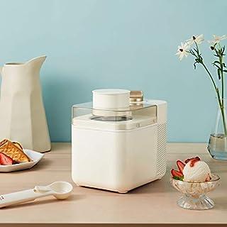 ZJZ Fabricant de crème glacée d'enfants, Petite Machine de crème glacée de ménage entièrement Automatique pour la Maison F...