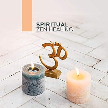 Spiritual Zen Healing – Meditation Music Zone, Spiritual Awakening, Inner Harmony, Calming Sounds for Training Yoga, Calm Down, Relaxation
