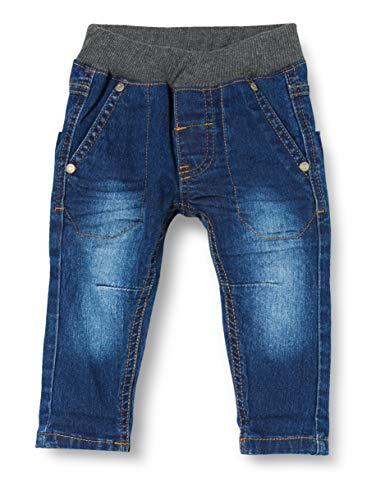 MINYMO Jeanshose Mit Loose Fit Für Jungen Jeans, Azul (Denim 777), 86 para Bebés