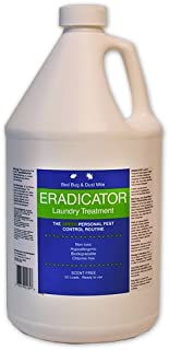 Bed Bug and Dust Mite ERADICATOR Laundry Treatment, Non-Toxic and Ready to Use, 128 Ounce (1 Gallon) Bottle