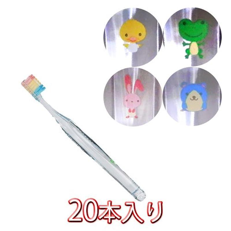 エンジニアそれら絶妙プロスペック プラス フォーレッスン 歯ブラシ 20本入 タイニー