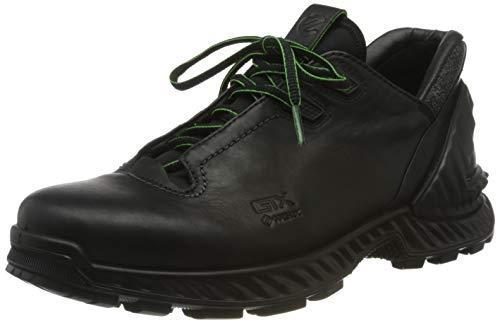 Ecco Herren EXOHIKEM Sneaker, Schwarz (Black 1001), 46 EU
