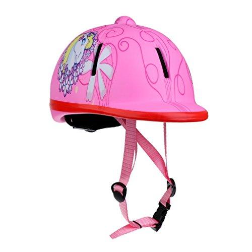 OEM Reithelm Helm Pferdesport Schutzausrüstung Verstellbar für Kinder