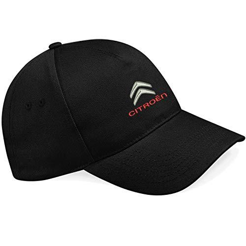 Citroen Auto Bestickte Logo Baseball Cap Mütze - k 196 - SW