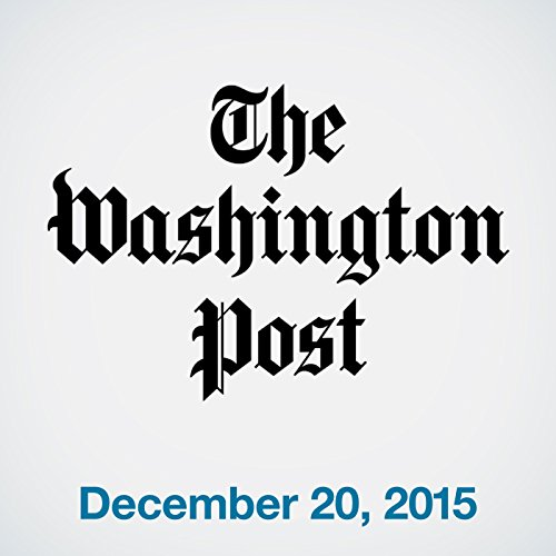 Top Stories Daily from The Washington Post, December 20, 2015 copertina