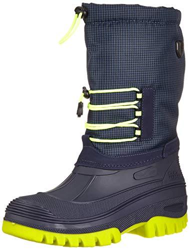 CMP Unisex-Erwachsene Ahto Bootsportschuhe, Blau (Black Blue N950), 37 EU