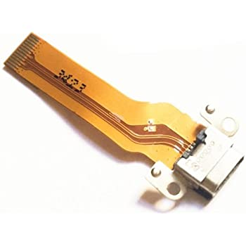 Gimax New Micro USB Charging Socket Port Connector for  Kindle Fire HD10 SR87CV HD8 SG98EG Tablet PC E-book
