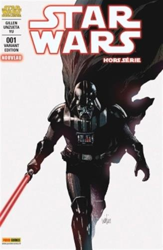 Star Wars HS n° 1 (couverture 2/2)
