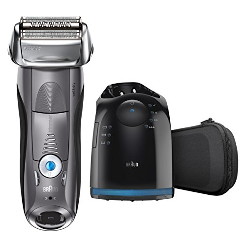 Best braun series 7 shaver charger for 2020