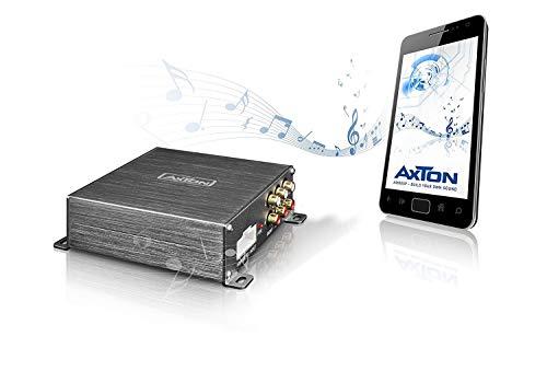 AXTON 5-Kanal DSP-Vorverstärker iOS und Android - A500DSP