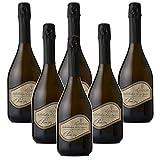 Valdobbiadene Prosecco Superiore DOCG POESIE DRY Al Canevon - 6 Bottiglie 0,75ml...