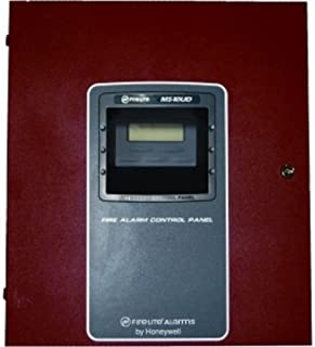 Honeywell Fire-Lite MS-10UD-7 10 Zone Fire Alarm Control Pannel
