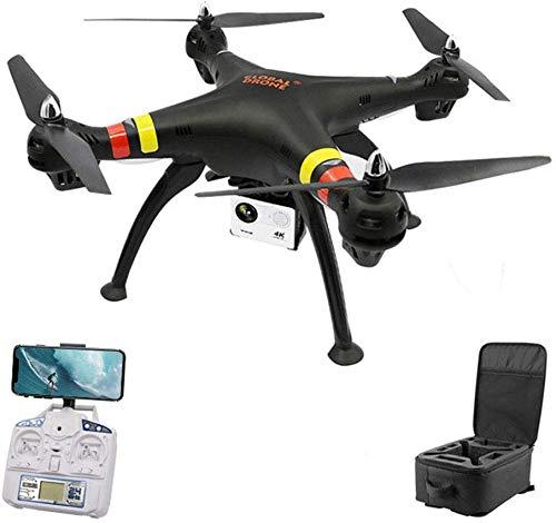L.TSA Drone WiFi Video en Vivo fotografía aérea de Cuatro Ejes cámara 4K HD Control Remoto avión Que Vuela Juguetes al Aire Libre Mantener la Altura 360 ° deg Roll