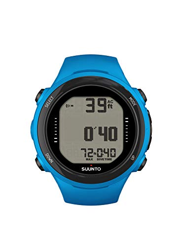 SUUNTO - D4I Novo, Color Blue