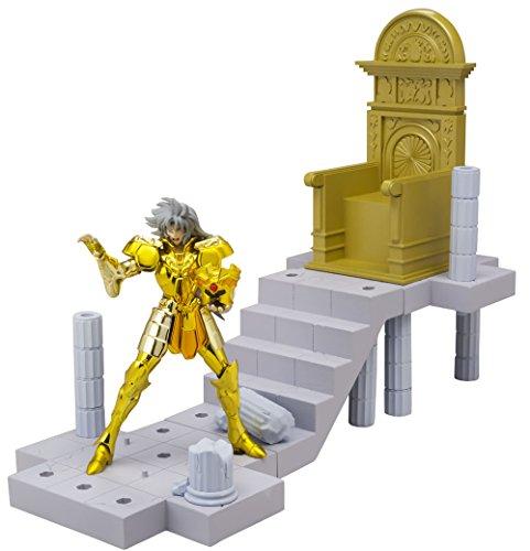 Figurine 'Saint Seiya' - Panoramation - Gemini Saga + Décor