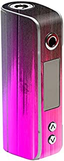 MightySkins Skin Compatible with Sigelei Spark 90W TC – Rainbow Wood | Protective, Durable, and Unique Vinyl Decal wrap Cover | Easy to Apply, Remove, and Change Styles | Made in The USA