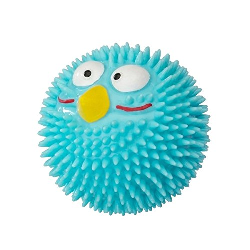 EBI Hundespielzeug Lucky Bird mit Pfefferminz-Geschmack 6/3 cm, blau