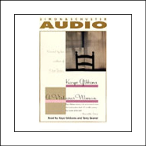A Virtuous Woman                   By:                                                                                                                                 Kaye Gibbons                               Narrated by:                                                                                                                                 Kaye Gibbons,                                                                                        Terry Beaver                      Length: 3 hrs and 2 mins     86 ratings     Overall 3.8