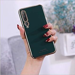 جراب من متجر sizOO - جراب لهاتف Redmi K30 K20 Note 7 8 5 Pro 6D مطلي بالكهرباء غطاء الناعم لنحت ذهبي لجهاز Redmi Note9Pro ...