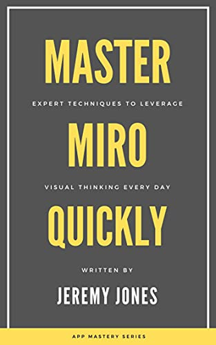 Master Miro Quickly - Expert Techniques to Leverage Visual Thinking Every Day (English Edition)
