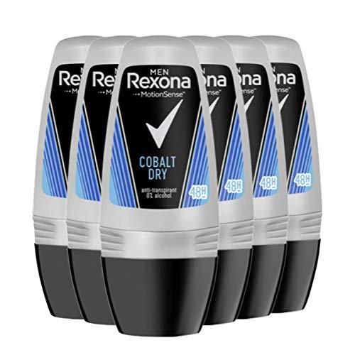 Rexona Roll on Men Cobalt 50ml (6 x 50 ml)