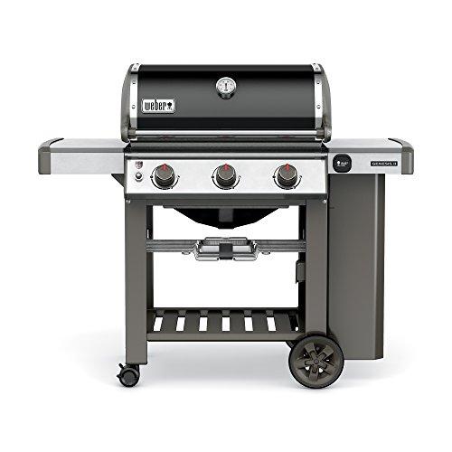 WEBER Barbecue Genesis Ii E310 Nero Barbecue A Gas