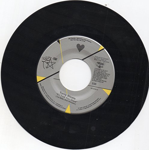 """if i told you once=b/w=my prayer=7""""vinyl record"""