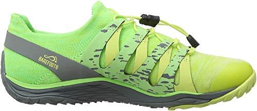 Merrell Trail Glove 5 3D, Zapatillas Deportivas para Interior para Mujer, Multicolor (Sunny Lime), 42 EU