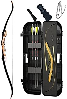 Samick Sage Ready 2 Shoot Package (Right Hand 50 lb yellow)